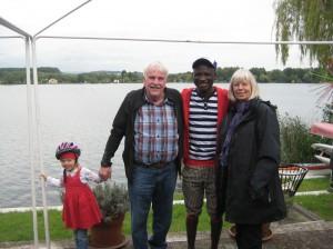 Papa and Maman Johannes