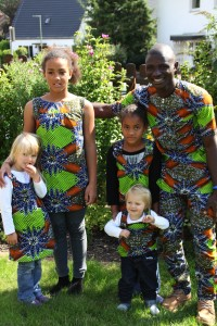 African Family